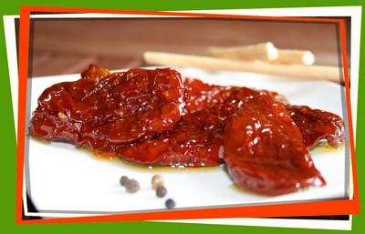 Tomates séchées à l\u0027huile