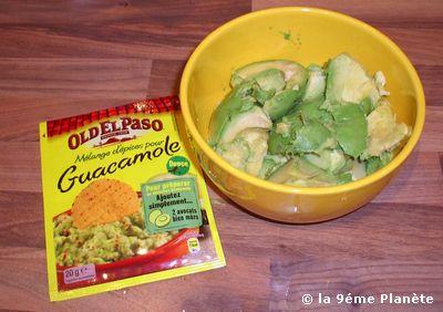 epices a guacamole